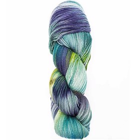 Hand-dyed Happiness fra PERMIN