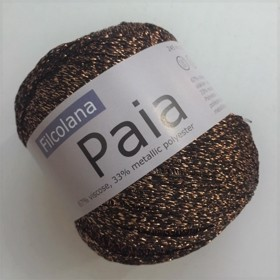 Paia Chocolate Shimmer farve 706 - 25 g.