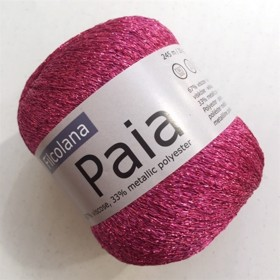 Paia Pink Shimmer farve 708 - 25 g.