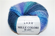 Lang Mille Colori Baby 50 g. farve 88